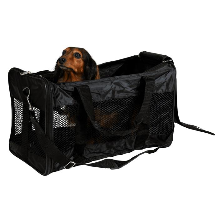 Trixie Torba Transportowa czarna