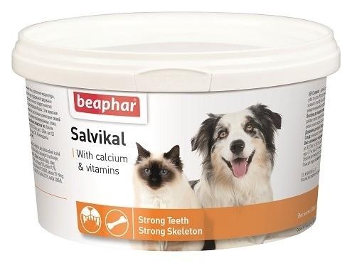 Suplementy - Beaphar Salvikal - preparat mineralno-witaminowy z drożdżami 250g
