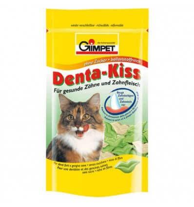 Przysmaki dla kota - Gimpet Denta Kiss 50g