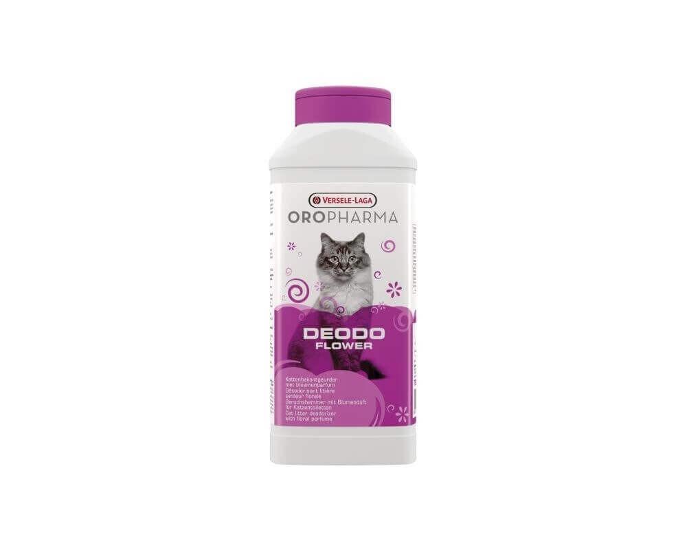 Kuwety, łopatki dla kota - Pochłaniacz zapachów Versele-Laga Deodo, truskawka 750g