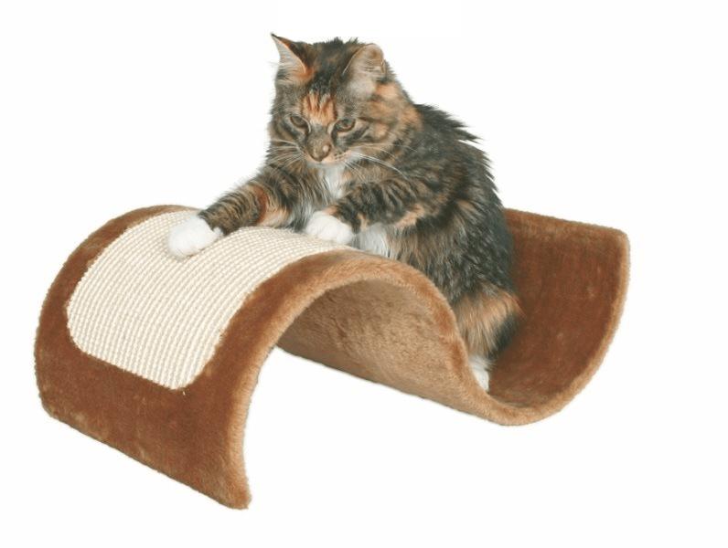 Drapaki, tunele dla kota - Trixie Drapak Vawy fala