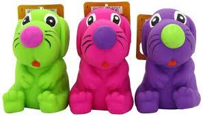 Zabawki - Nobby piesek lateksowy 1szt.