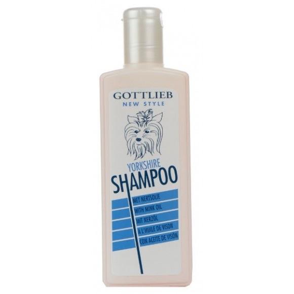 Higiena, pielęgnacja sierści - Gottlieb Szampon dla Yorka 300ml