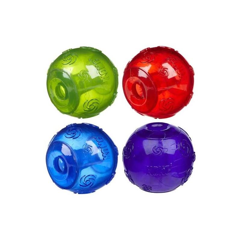 Zabawki - Kong Squeezz Ball Medium
