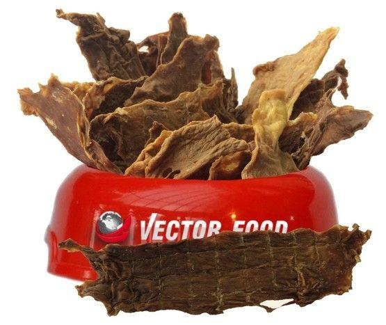 Przysmaki dla psa - Vector-Food Beef jerky 100g