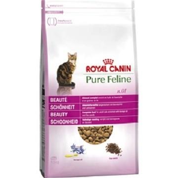 Karmy suche dla kota - Royal Canin Pure Feline No.1 Beauty