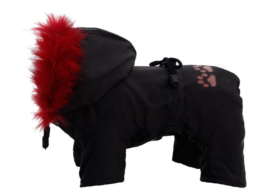 Ubranka dla psa - Grande Finale Kombinezon z Futerkiem rozm 5.