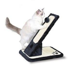 Trixie Drapak sizalowy biało czarny