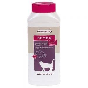 Kuwety, łopatki dla kota - Pochłaniacz zapachów Versele-Laga Deodo, kwiatowy 750g