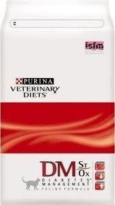 Karmy suche dla kota - Purina Veterinary Diets Diabetes DM Feline 1,5kg