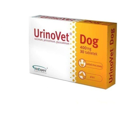 Urino Vet Dog 30 tabetek