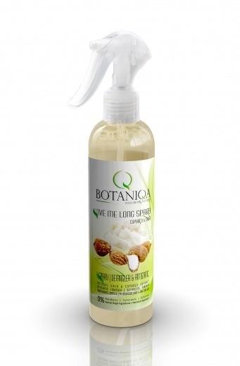 Higiena, pielęgnacja sierści - Botaniqa Spray Love me long dla długowłosych psów  250ml
