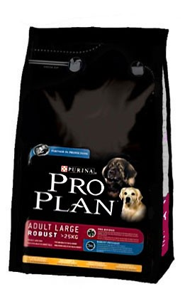Karmy suche dla psa - Pro Plan Adult Large Robust Chicken & Rice 14kg