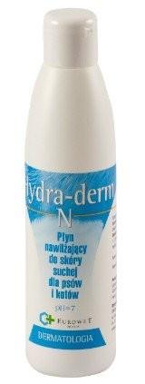 Higiena, pielęgnacja sierści - Hydra-derm N - nawilżanie suchej skóry 200ml