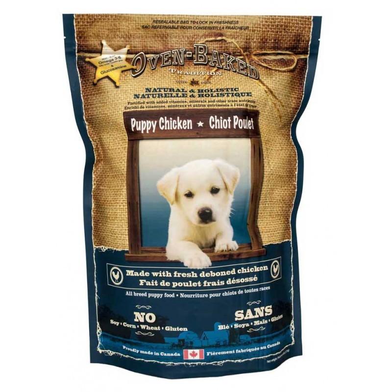 Karmy suche dla psa - Oven Baked Tradition dla szczeniąt
