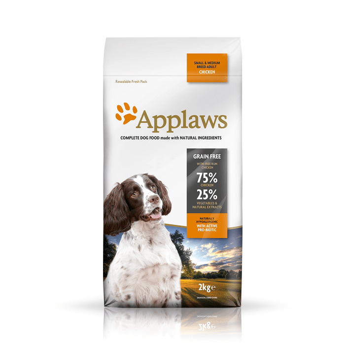 Applaws Adult Dog Small & Medium kurczak