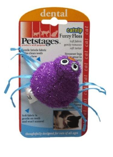 Zabawki - Petstages iskrzący pająk