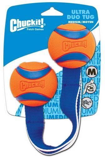 Chuckit Ultra Duo Tug 2 Small