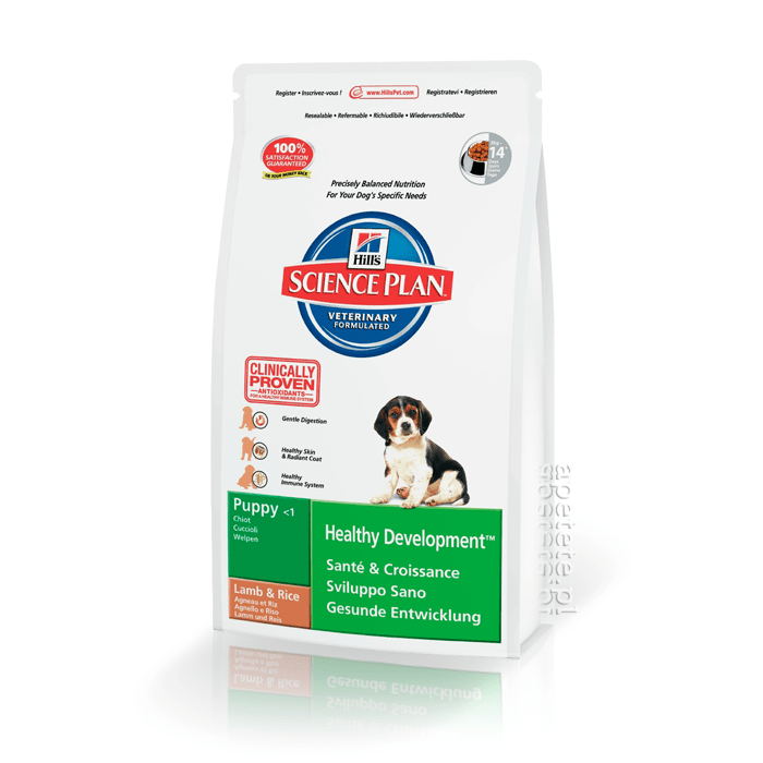 Hills Canine Puppy Lamb & Rice