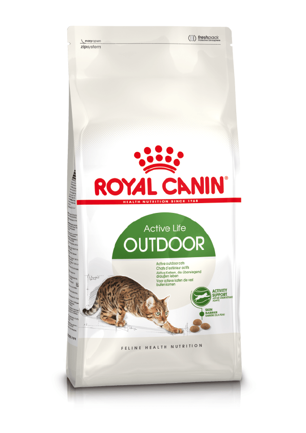 Karmy suche dla kota - Royal Canin Outdoor 30