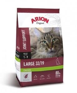 Karmy suche dla kota - Arion Original Cat Large Breed Chicken