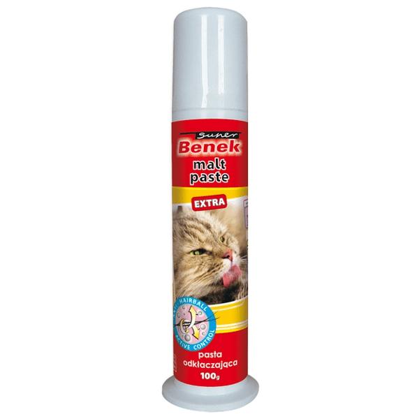 Przysmaki dla kota - Super Benek- malt pasta odkłaczająca 100ml