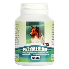 Suplementy - Mikita Pet-Calcium