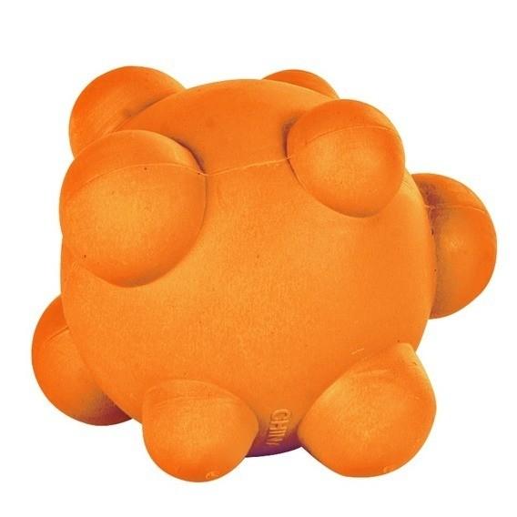 Zabawki - Trixie Piłka z wypustkami twarda 7cm