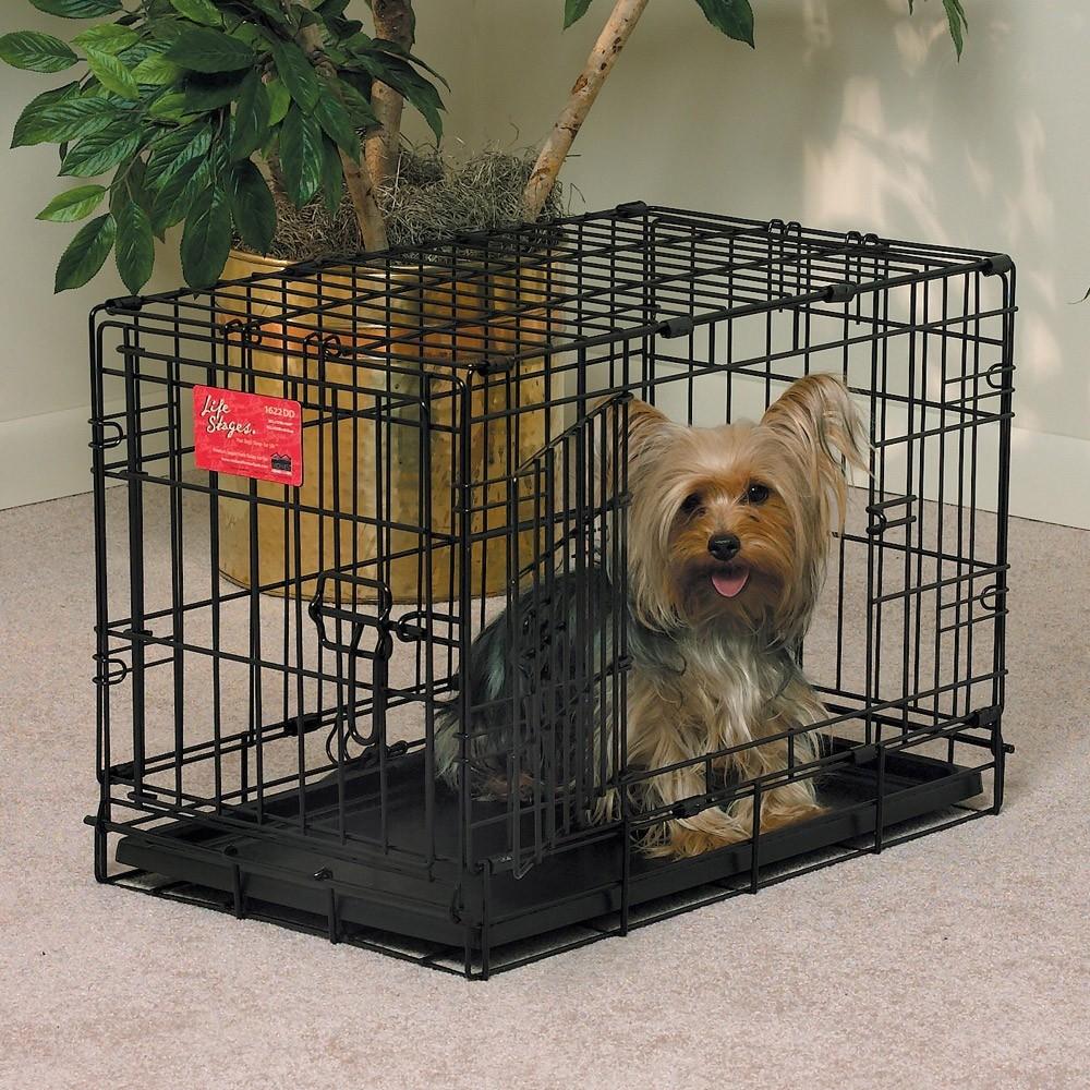 MidWest Life Stages Klatka dla psa 56x33x41cm