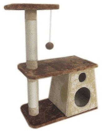 Drapaki, tunele dla kota - Yarro Drapak Lara - 80cm