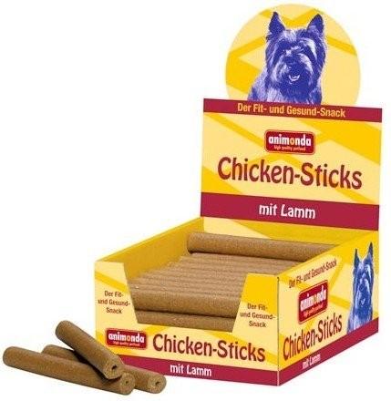 Przysmaki dla psa - Animonda Chicken-Sticks Jagnięcina 50szt/opak