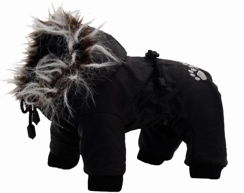 Ubranka dla psa - Grande Finale Kombinezon z futerkiem