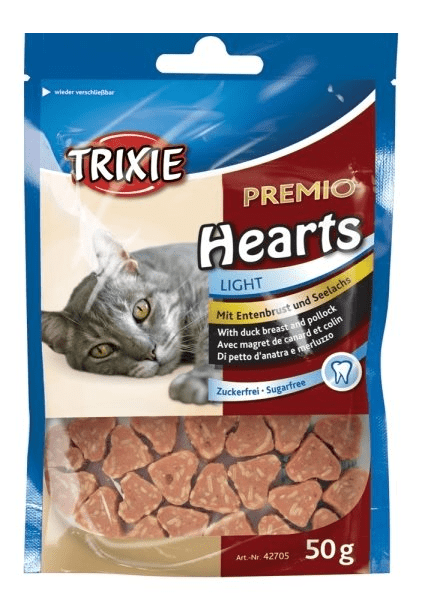Przysmaki dla kota - Trixie przysmak light dla kota 50g