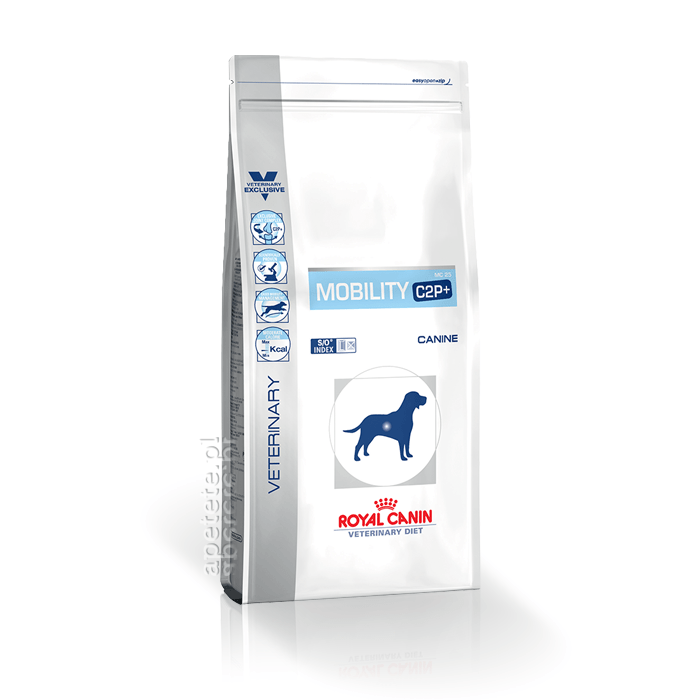 Karmy suche dla psa - Royal Canin Veterinary Diet Canine Mobility C2P+ MS25