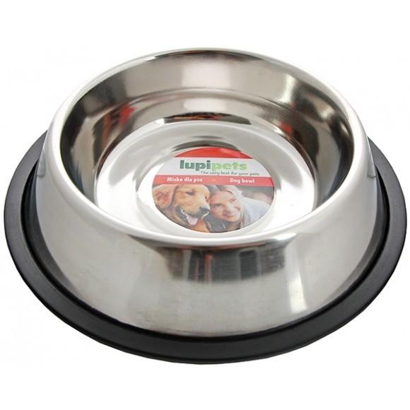 Miski i akcesoria do misek - Lupi  Miska na gumie 0,45l