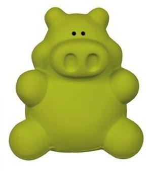 Zabawki - Trixie Świnka lateks 10cm koniec
