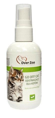 Produkty higieniczne - Over Zoo Go Off! Cat odstraszacz dla kotów 100ml