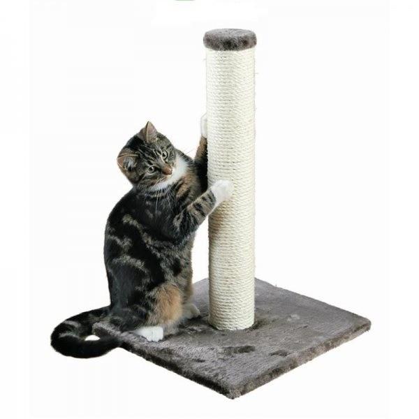 Drapaki, tunele dla kota - Trixie Drapak Parla szara 62cm