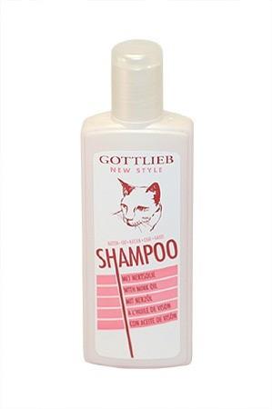 Higiena, pielęgnacja sierści - Gottlieb Szampon dla kota 300ml