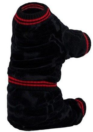 Ubranka dla psa - Grande Finale Dres czarny Bone [rozmiar 1]
