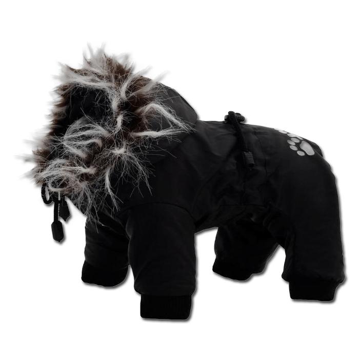 Ubranka dla psa - Grande Finale Kombinezon z futerkiem [rozmiar 1]