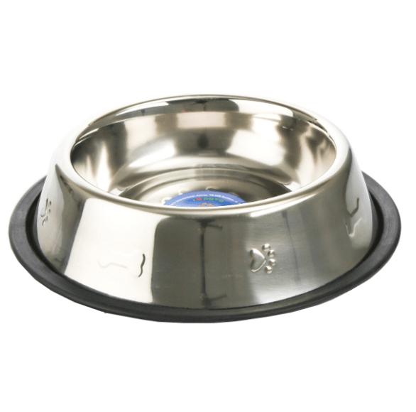 Miski i akcesoria do misek - Yarro miska metal w łapki 11,5cm