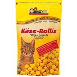 Przysmaki dla kota - Gimpet Kase Rollis rolki serowe dla kota 40g