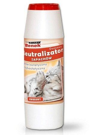 Kuwety, łopatki dla kota - Benek Neutralizator - Odkażacz owocowy 500g