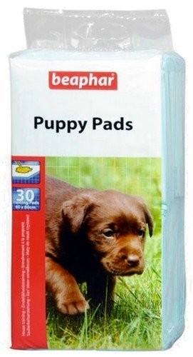 Produkty higieniczne - Beaphar Puppy Pads - maty do nauki czystości 60x60cm