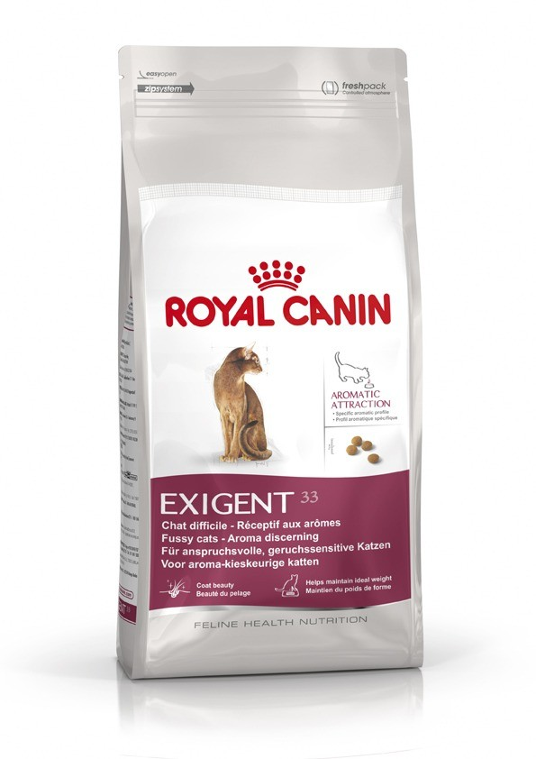 Karmy suche dla kota - Royal Canin Exigent Aromatic Attraction 33 CCN