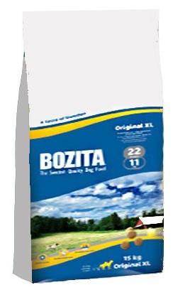 Karmy suche dla psa - Bozita Dry Adult Original XL 15kg