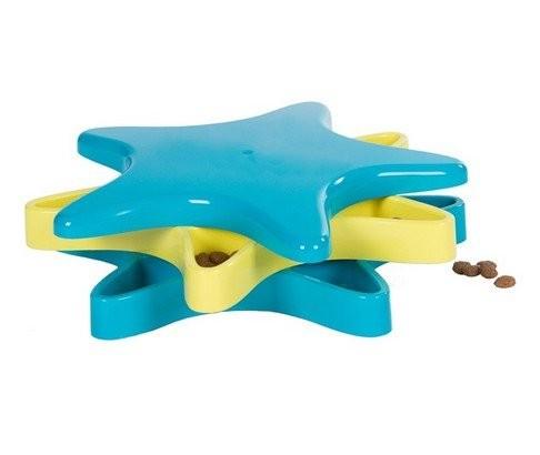 Zabawki - Outward Hound Puzzle Star Spinner - gra edukacyjna