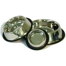 Miski i akcesoria do misek - Yarro Miska metal na gumie