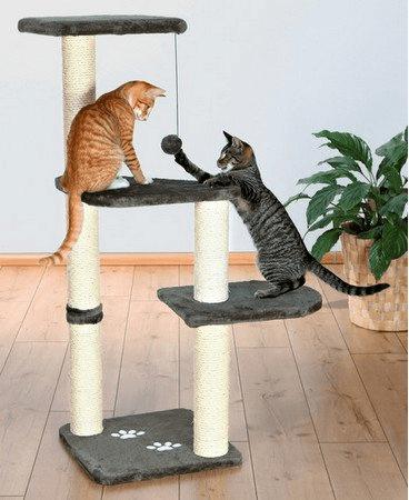 Drapaki, tunele dla kota - Trixie Drapak Altea 117cm szary